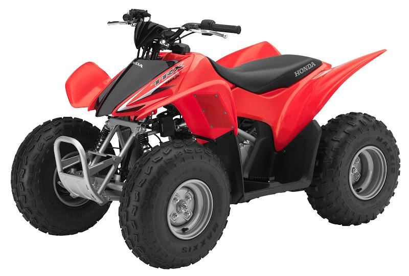 Gambar Honda ATV TRX90X 2012