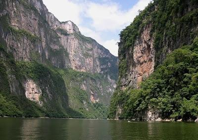 Cañón del Sumidero - Chiapas - que visitar