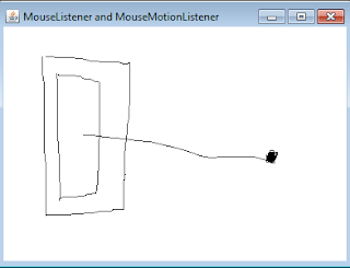 MouseListener MouseMotionListener