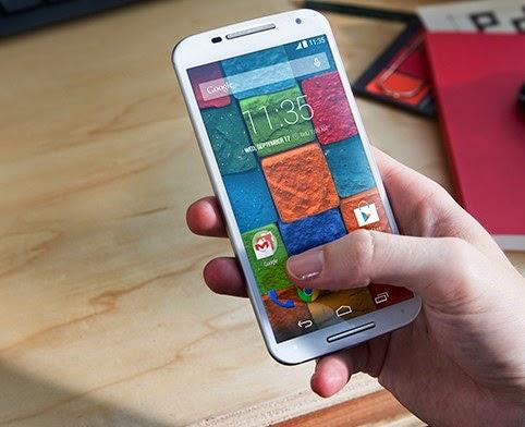 Motorola Moto X 2nd Generation - Moto X 2014