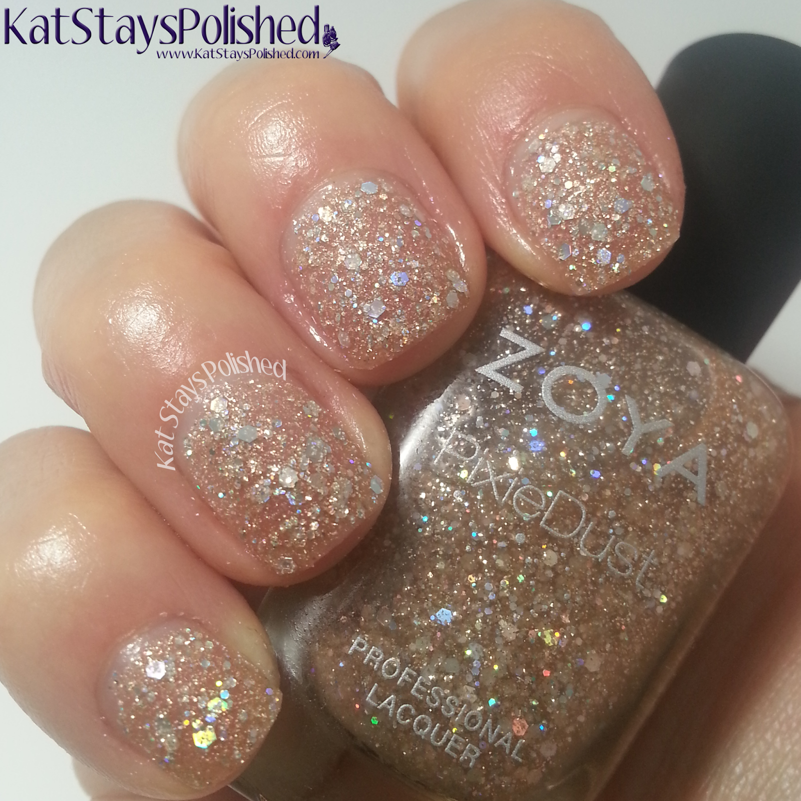 Zoya Magical Pixies - Summer 2014 - Bar | Kat Stays Polished