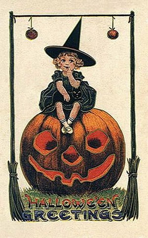 horror illustrated vintage halloween illustration vintage halloween clip art free vintage halloween clip art images from 1800s