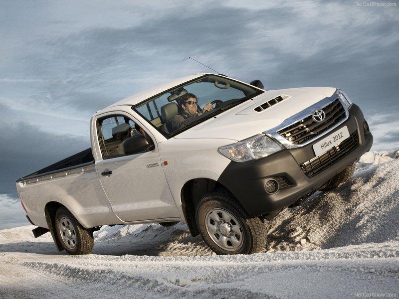 Nuevo Modelo De Toyota Hilux 2014 - Fotos de coches - Zcoches