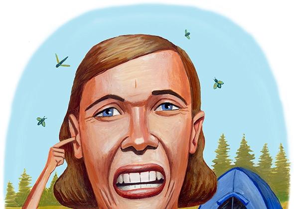 Tips yang Harus Anda Lakukan Bila Ada Semut atau Serangga Masuk Telinga