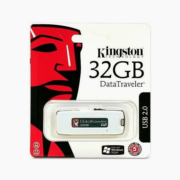 Kingston 32 GB format tool for Micov MXT6208 - Flash Drive