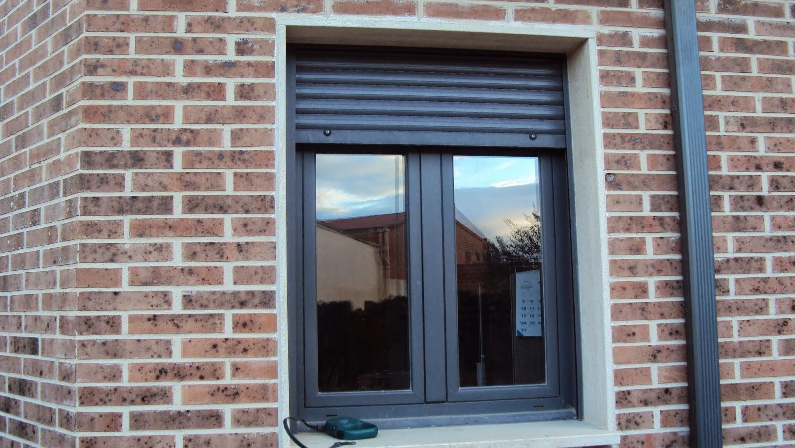 Aluminio y cerrajer a abel y cesar santiuste de san juan for Colores ventanas aluminio lacado