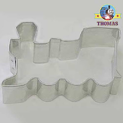 Thomas train friends metal cookie cutter for home baking biscuit Birthday cake designs for kids