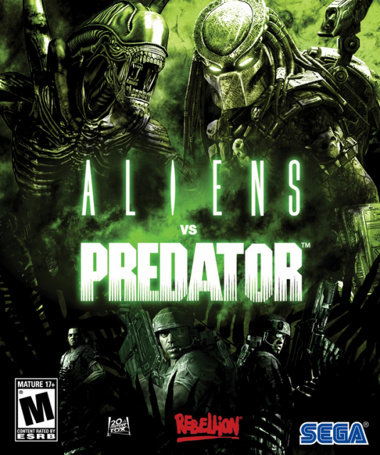 Aliens vs Predator 2000