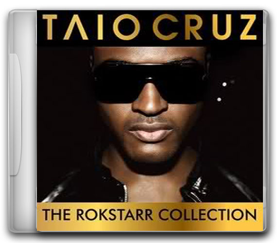 capa+CD Baixar CD Taio Cruz   The Rokstarr Collection Ouvir mp3 e Letras .