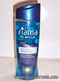 Fiama Di Wills Men - Aqua Pulse Shower Gel