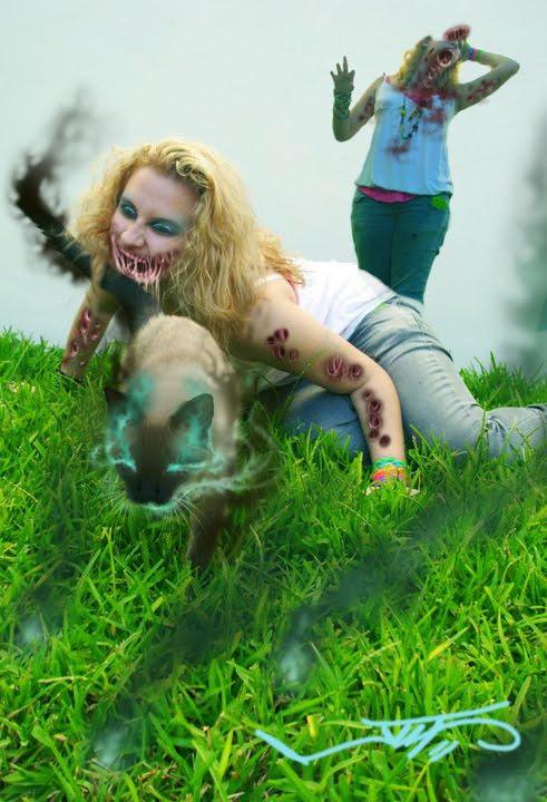 Anna Zombie (Fabrica de zombies)