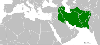 Syiah Persia Majusi Bangkit Balas Dendam