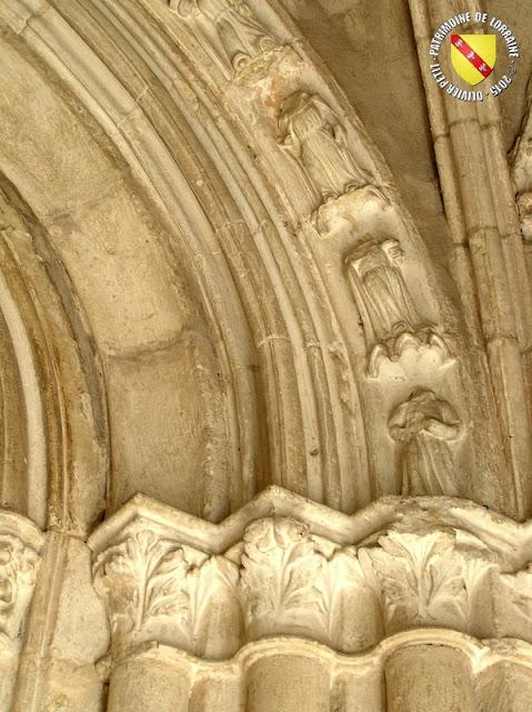 ECROUVES (54) - Eglise Notre-Dame (Intérieur)