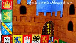 en un castillo medieval