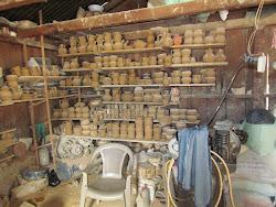 Pottery Barn, San Antonio Polopo, Lago Atitlan