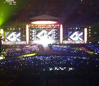 Foto Konser SMTown Live World III di Jakarta Suju, SNSD, Boa Dll