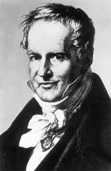 Briefe Alexander Von Humboldt : Alexander von humboldt quot the founder of modern geography