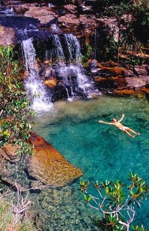 Pacheco Falls Venezuela