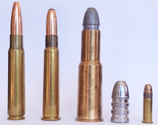 .577-450 MH compared to other known calibers