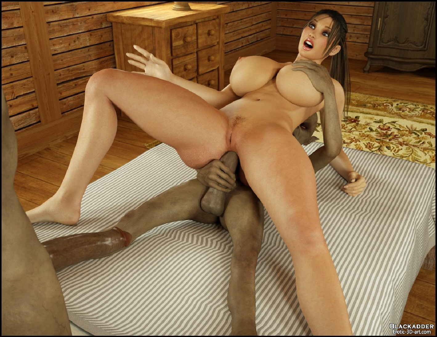 3d moster sex fuck lara croft all  nude scene