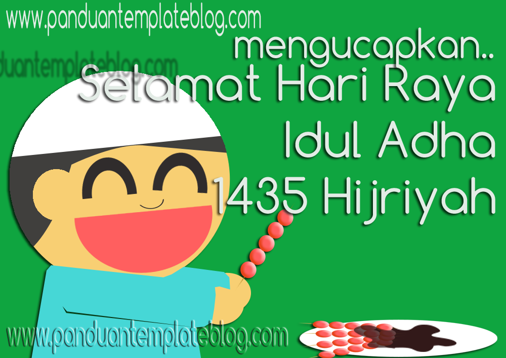 Selamat Hari Raya Idul Adha 1435 Hijriyah