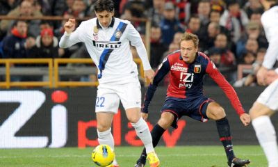 Genoa Inter 0-1 highlights