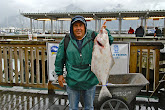 Battuta di pesca all'Halibut in Alaska
