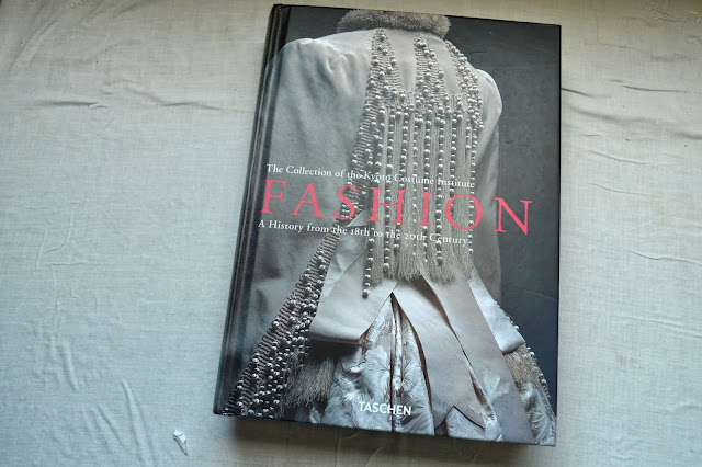 "Flashback Summer: ""Fashion"" Book Review- The Collection of the Kyoto Costume Institute, A History From the 18th to the 20th Century"