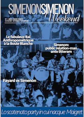 SIMENON SIMENON WEEKEND N.1