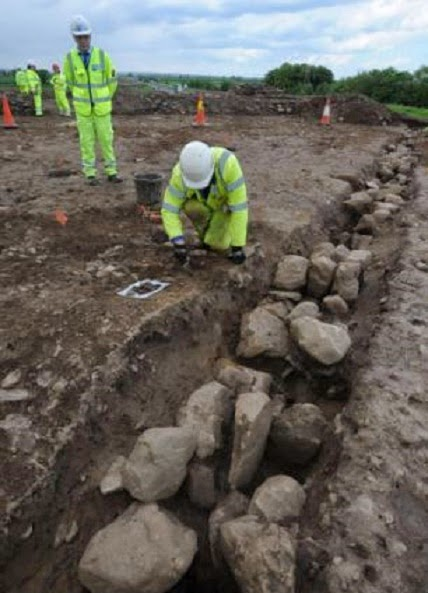 Mesolithic settlement found in North Yorkshire