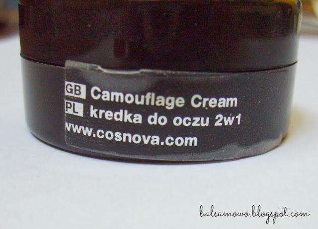 Catrice: Camouflage Cream - Kamuflaż w kremie