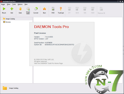 DAEMON Tools Pro 7.0.0.0555 Final