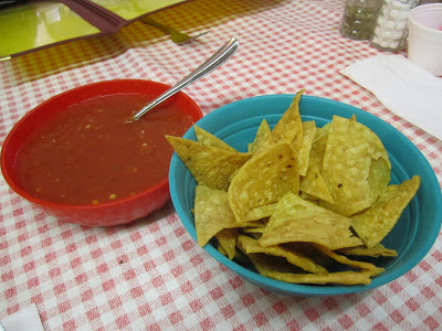 Camacho's Chips and Salsa