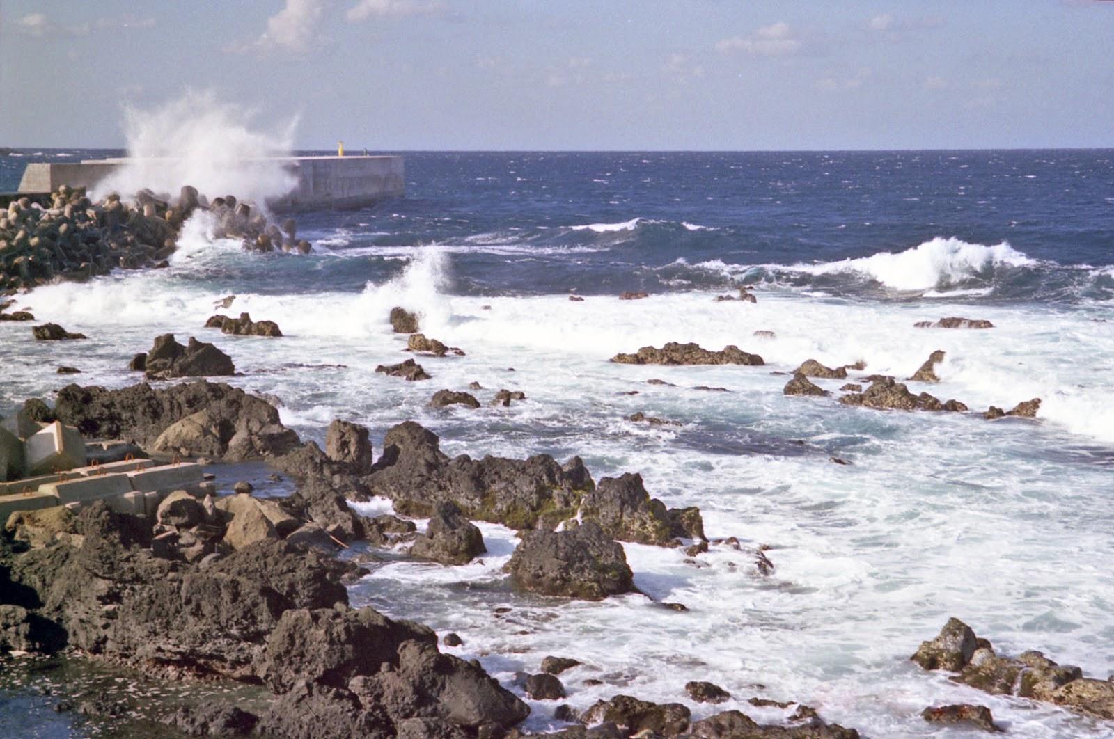 八丈島,海〈著作権フリー無料画像〉Free Stock Photos