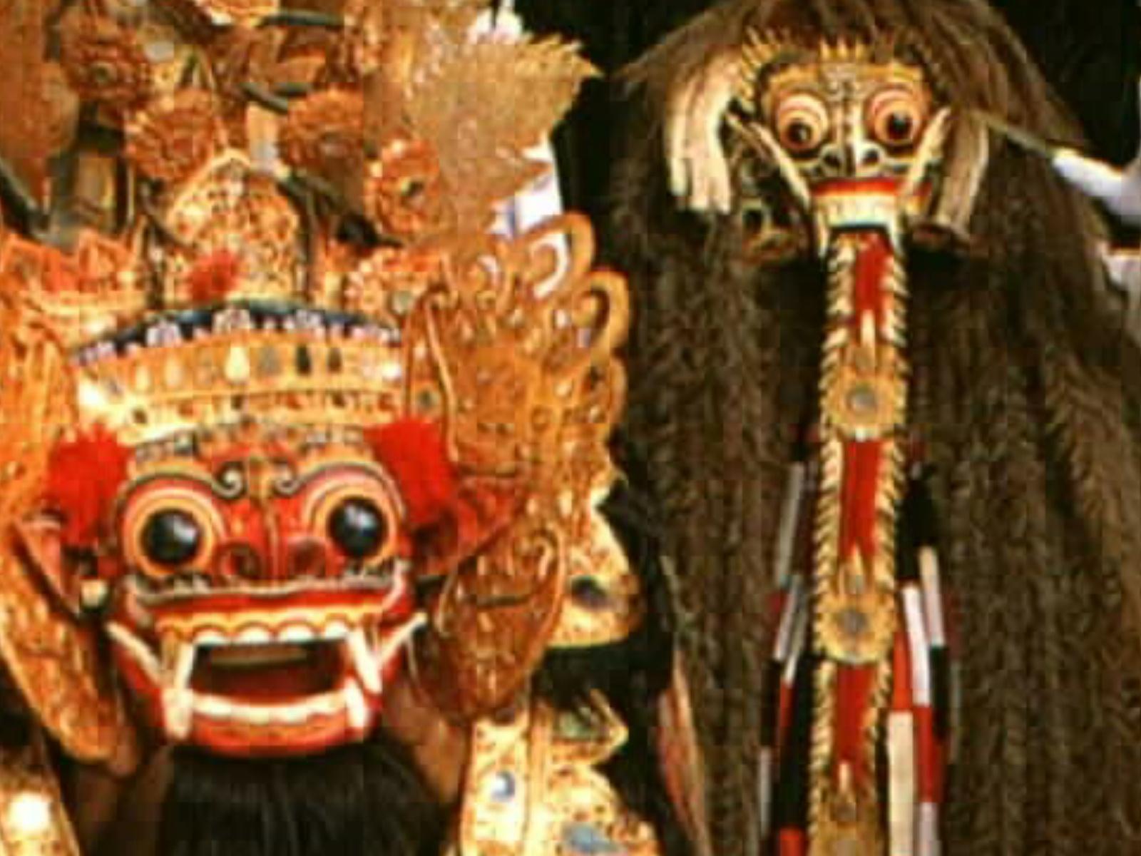 Sap Leak Mitos Makhluk Jadi Jadian Di Bali