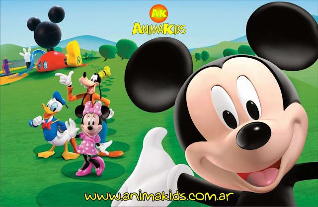 La casa de Mickey