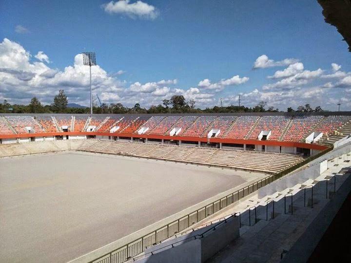 Stadium Home FELDA United Khas Untuk Bola Sepak Hampir Siap Makin Mantap Skuad The Fighters