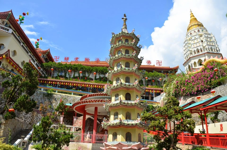 Kuil Kek Lok Si (Kek Lok Si Temple)