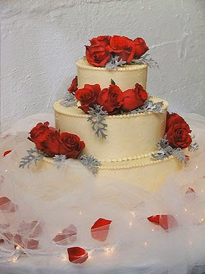 Photo gateau mariage
