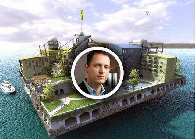 Peter Thiel Private Island