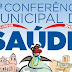 XIII Conferência Municipal de Saúde. Importantíssima a presença dos Agentes de Saúde, com a participação do Ministro do MS e com ACM Neto.