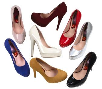 escarpin coleção sapatos avenida brasil