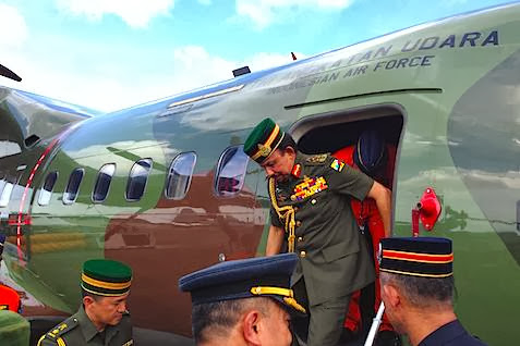 Brunei Pesan 4 Panser Buatan Pindad