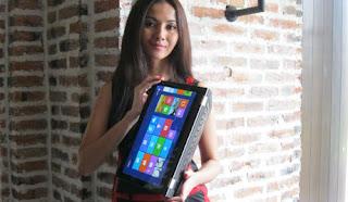 Ideapad Yoga Dari Lenovo Hadir di Indonesia
