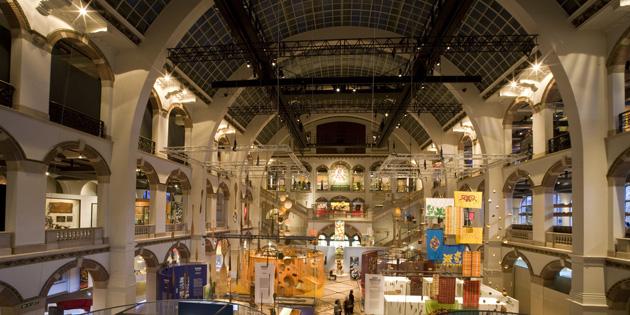 متحف تروبين في أمستردام ..ليس مجرد متحف