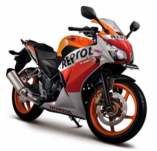 Harga Honda CBR250R