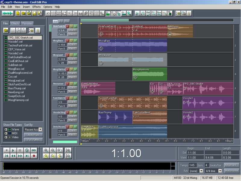 Vst-Dx Wrapper Cool Edit Pro Download