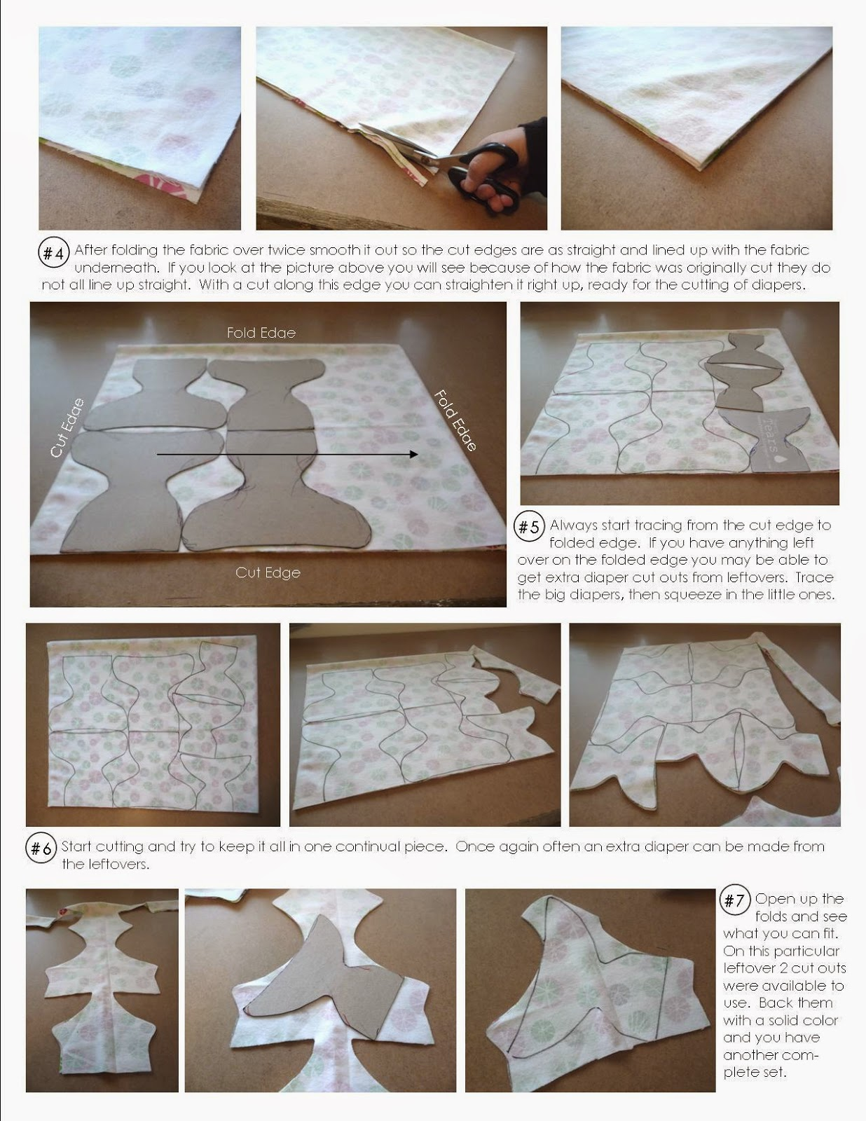 how to cut photo sheet in to multipe photos