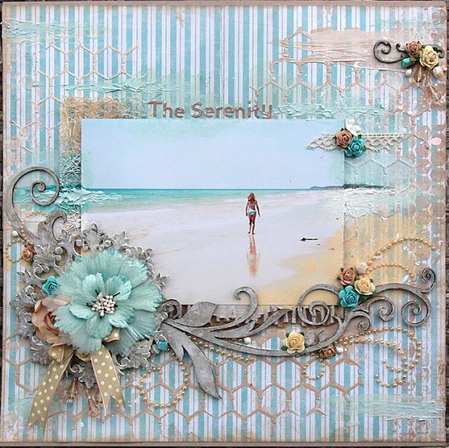 Michelle Grant desiGns: The Serenity ~ Australian ...