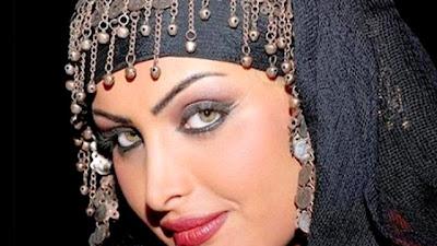Qamar Khalaf wanita tercantik dan terseksi 2012